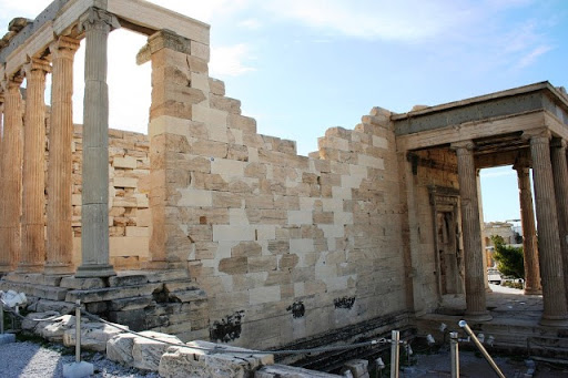 7. Classical Athens: The Erechtheion