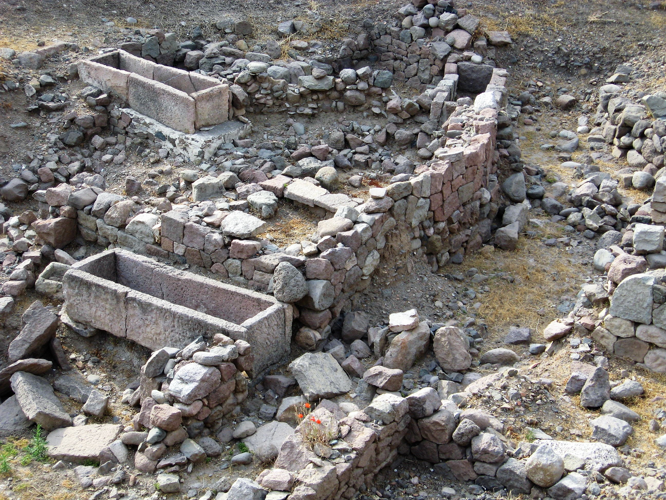 Roman Tombs Molyvos 3