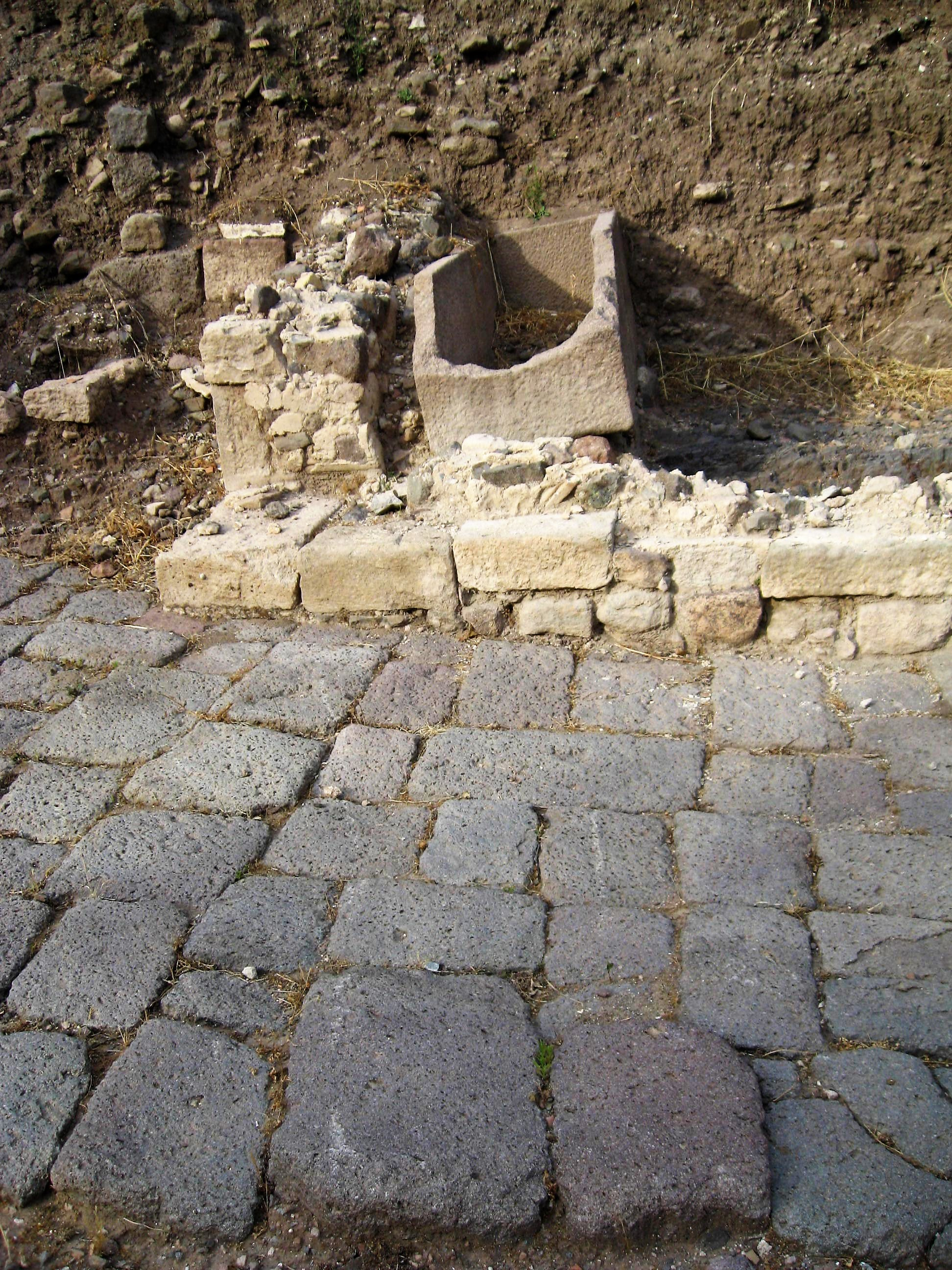 Roman Tombs Molyvos