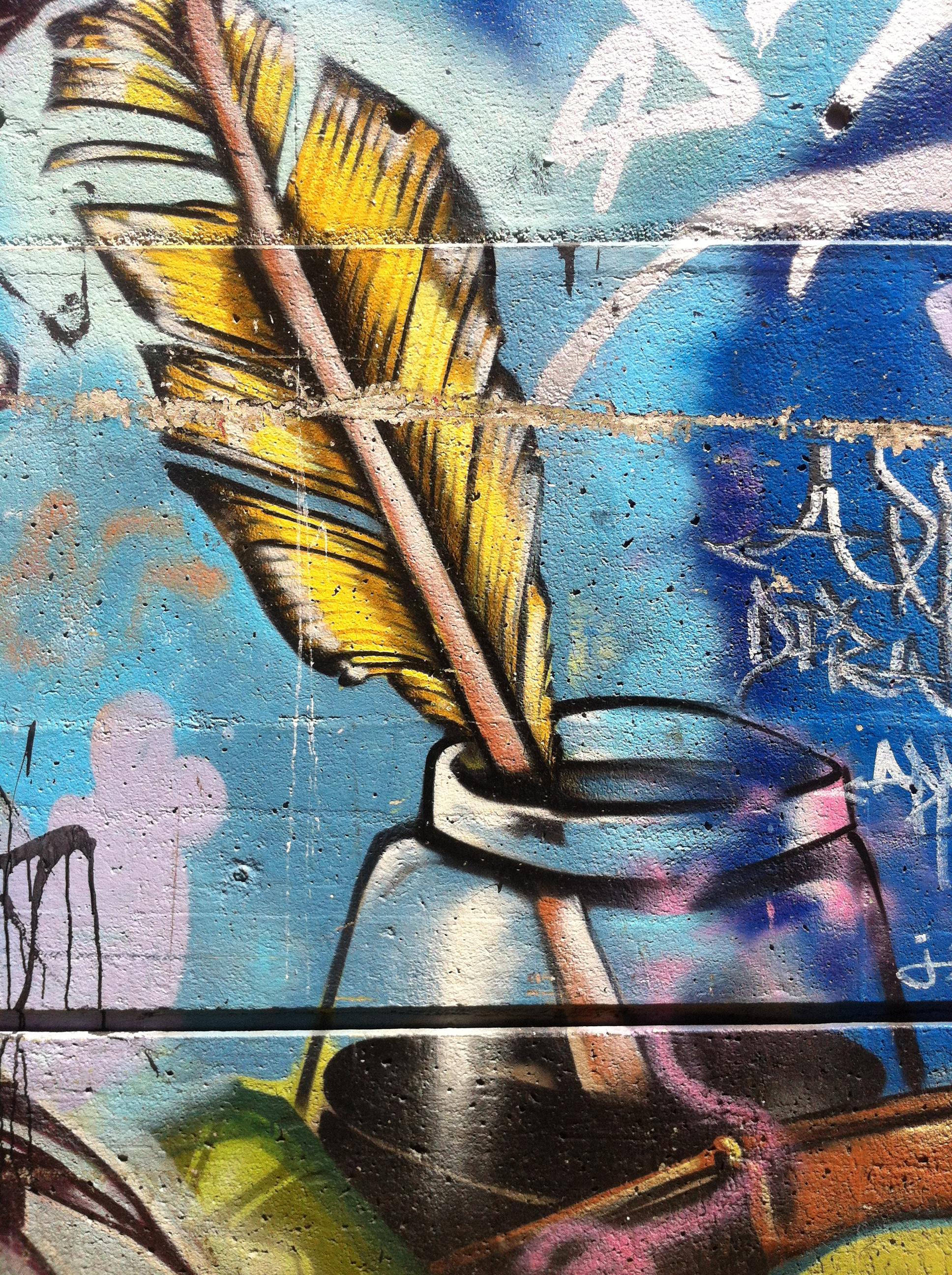 28. Street Art Scene in Vancouver