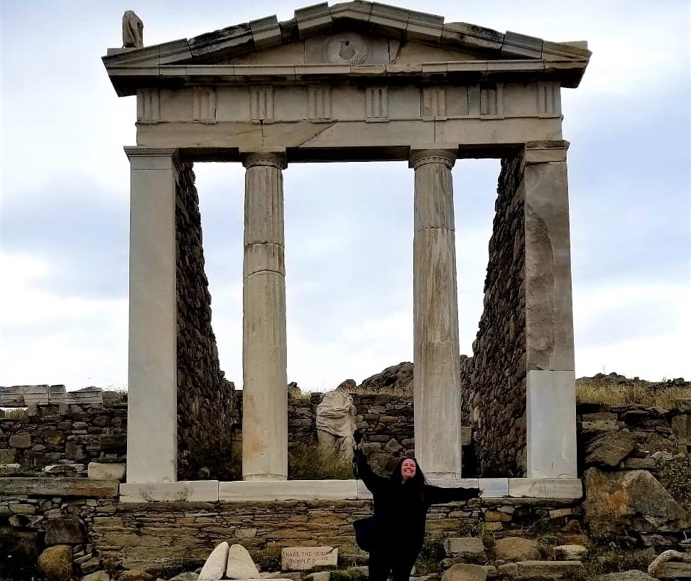 30. DELOS: THE GREAT PORT CITY OF THE ANCIENTWORLD